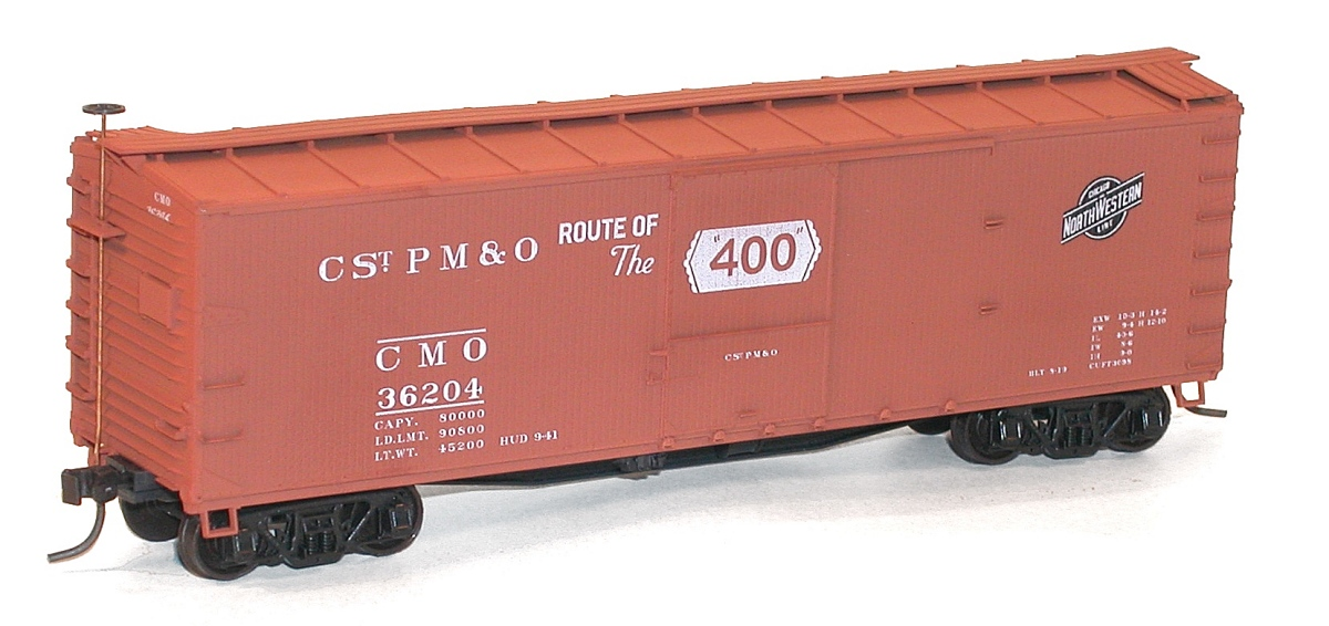 Pennsylvania PRR Accurail HO Scale 55 Ton Wood Side Twin Hopper Kit
