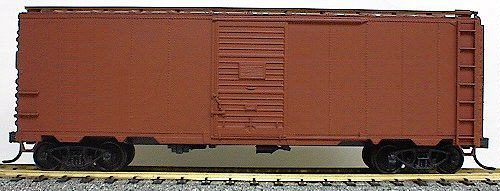 3 5 00series 40 Acf Style By Wabash Steel Boxcar